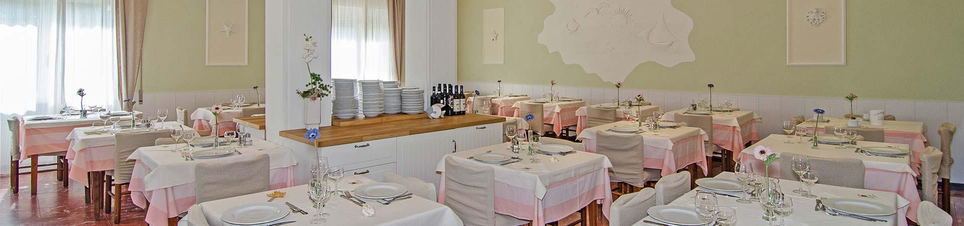Restaurant - Hotel Giardino
